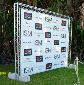 Custom Step and Repeat