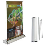 Small Retractable Banner