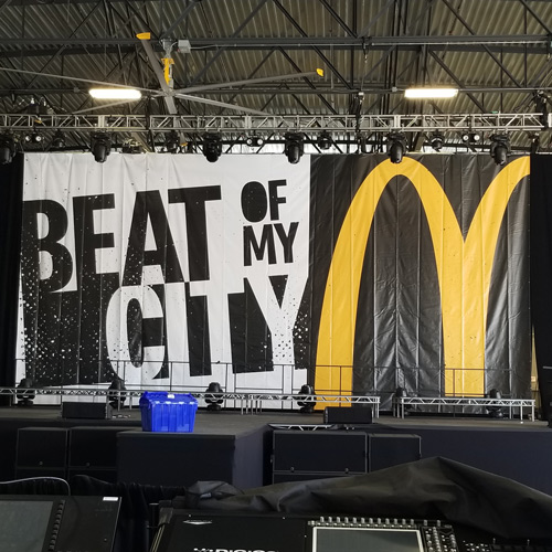 Billboard Banner Printing